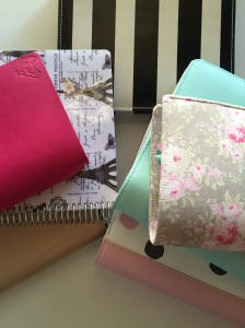 Self confessed planner addict...they help keep me organised and there pretty.